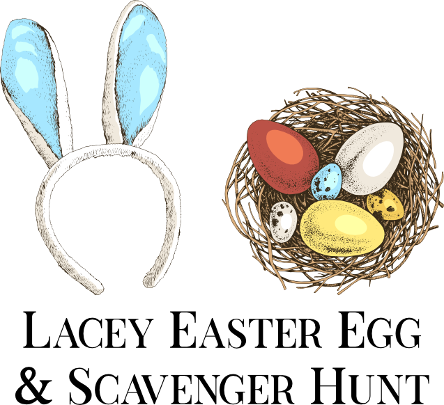 Lacey Easter Egg & Scavenger Hunt